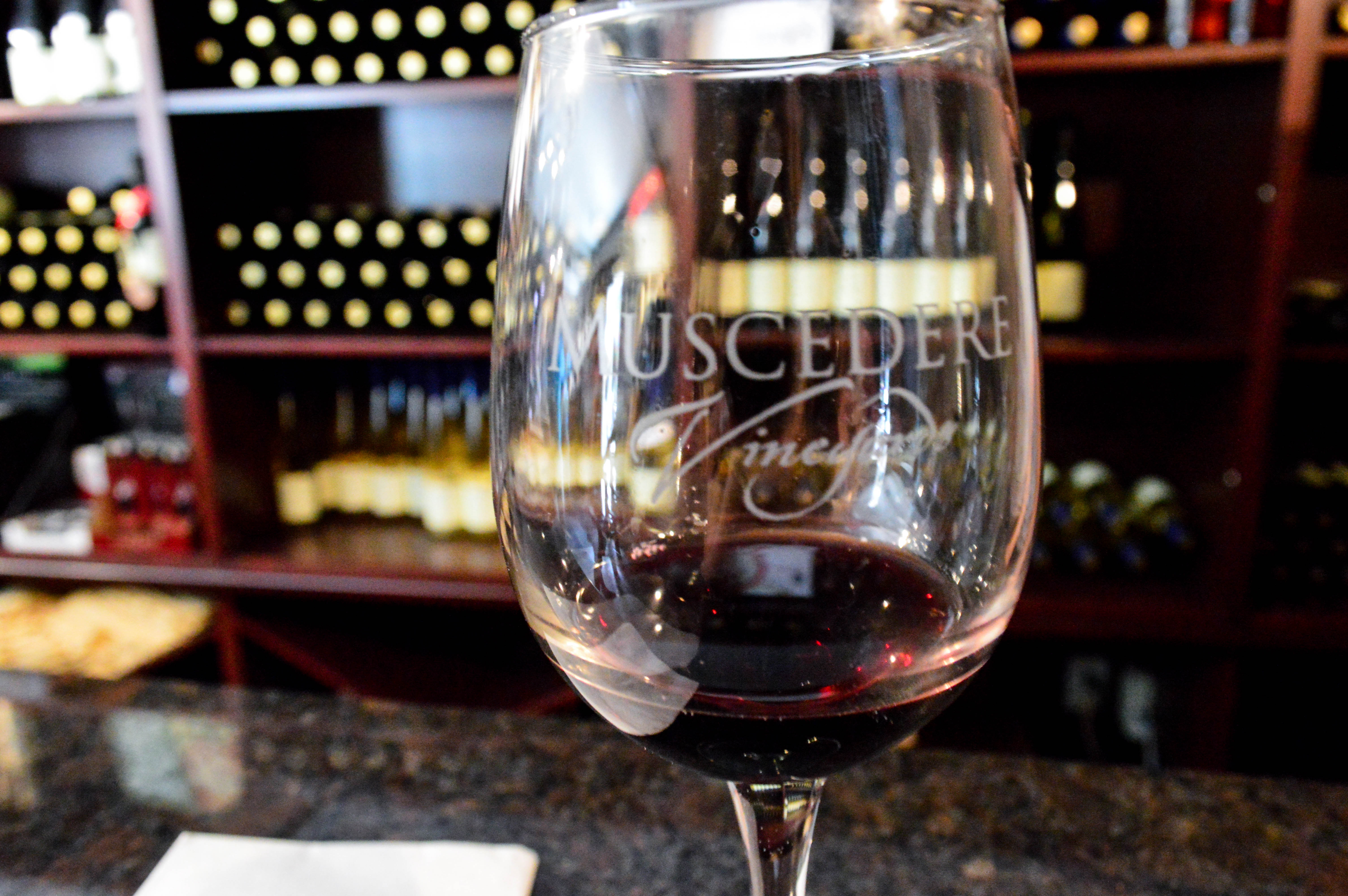 Muscedere makes wonderful, full-bodied red wines near Harrow, Ontario. PHOTO COURTESY ONTARIO'S SOUTHWEST