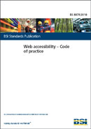 BS 8878 Web accessibility guide