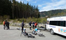 Saddle Skedaddle Tours, Scottish Highlands, Scotland by bike, Jim Caldwell Redondo Beach