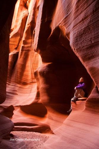 Jim Canole-Slot Canyons Of The Southwest 8