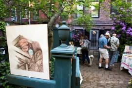 Jim Canole-BeaconHill Art Walk 3