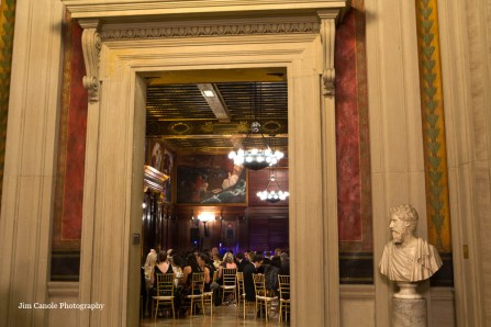 Jim Canole-Boston Public Library Wedding 15