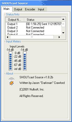 Shoutcast DSP 01