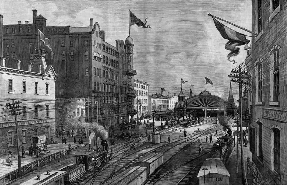 A Brief History Of Underground Atlanta Jimcofer Com