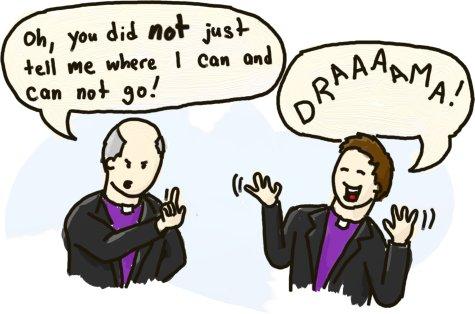 anglican-drama