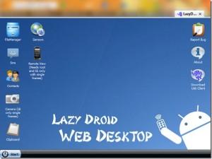 lazy-droid-desktop