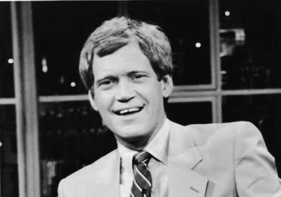 Young David Letterman