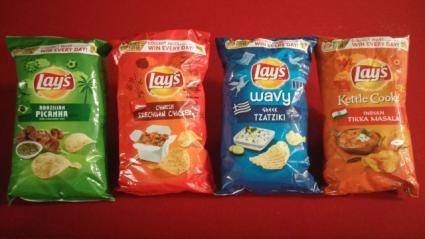 Passport To Flavor chips