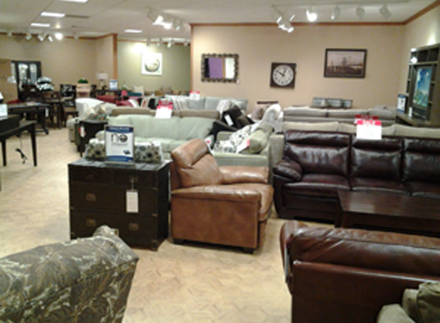 Our Show Room Floor Dillards Furniture