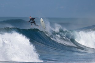 Surf Photography - Bail Out