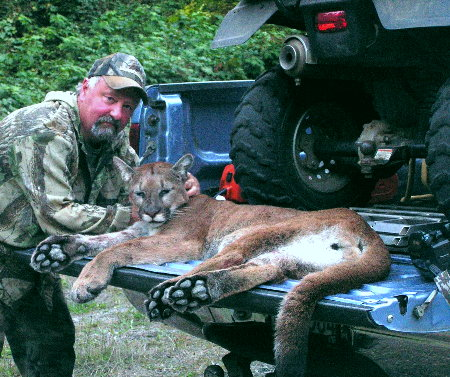 Cougars, Too Close For Comfort (5/5)
