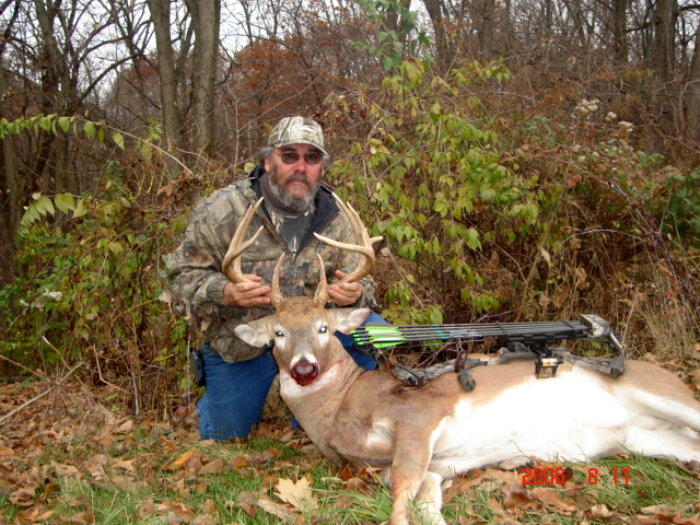 Mid-West Whitetails, A Hunters Paradise (2/5)