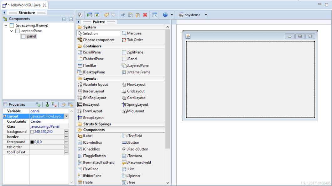 Java Jframe Layout   Amatframe co