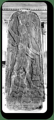 Baal Stele