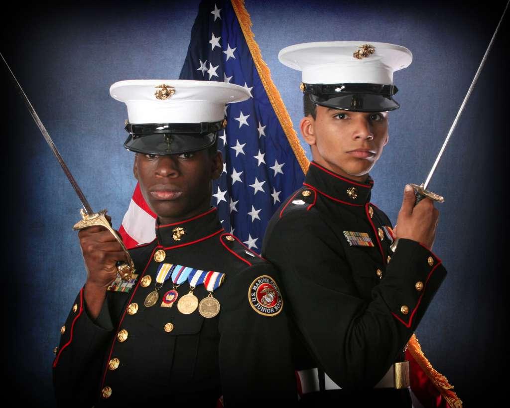 JROTC Military Portrait Photographer