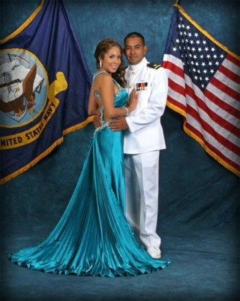 Navy Ball Portraits