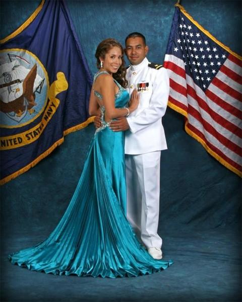 Navy Military Ball Photographer