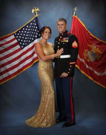 Marine Ball Portraits