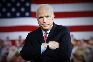 McCain's Opponent Plays Age Discrimination Card