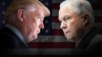 Vindictive Trump Will Head To Alabama To Campaign Against Jeff Sessions