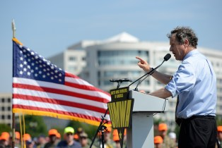 ELECTION 2020: If Democrats Want To Win Back The Blue Firewall, Sherrod Brown Is Their Best Bet
