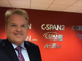 Jim Heath Back On C-SPAN2 Book TV This Saturday, Nov 3