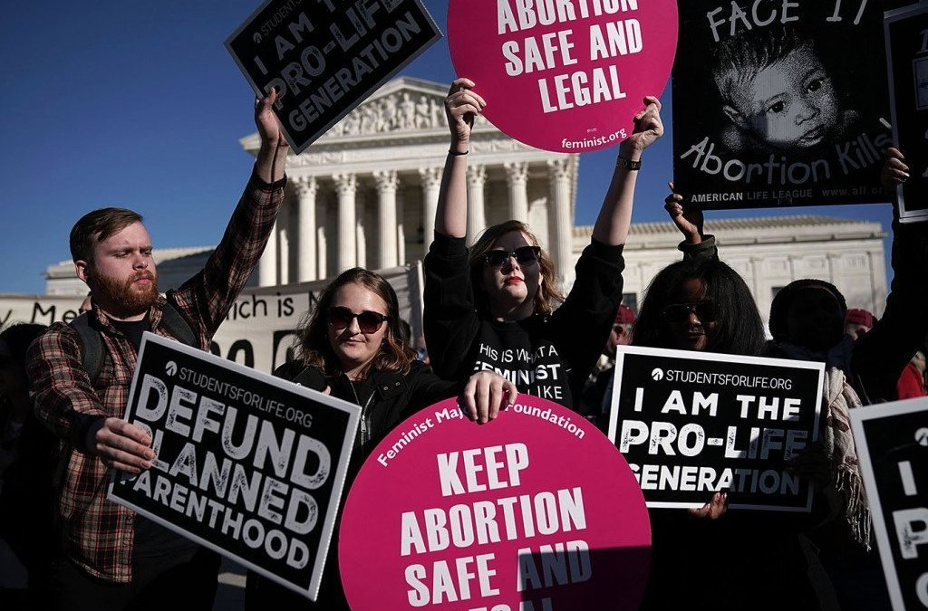 Roe V Wade In Danger – Conservative Supreme Court To Decide Anti-Choice Abortion Law