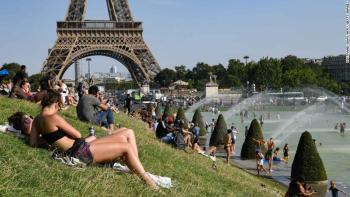 Historic Heat Wave As Paris Hits 109 Degrees – Record Highs In Arctic Dramatically Speed Up Ice Melt