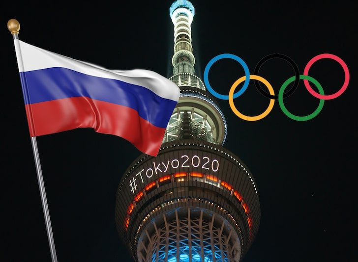 Russia BANNED From International Sport For 4 years – Accused Of Cheating, Tampering & Lying