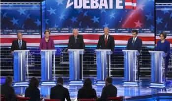 Democratic Debate Features FIREWORKS – Sanders Solidifies Front-Runner Status