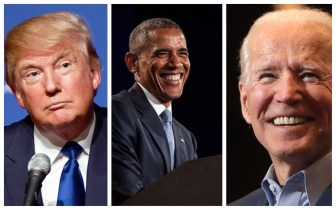 Forget Hillary, Now Unhinged Trump Wants Obama And Biden Locked Up