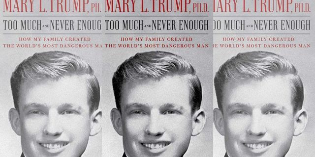 Mary Trump's Tell-All Book Bumped Up 2 Weeks Early – Available July 14