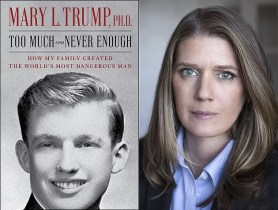 """Mary Trump Says Her Uncle Used 'N Word"""" & Is Anti-Semitic – 'He's Virulently Racist Today'"""