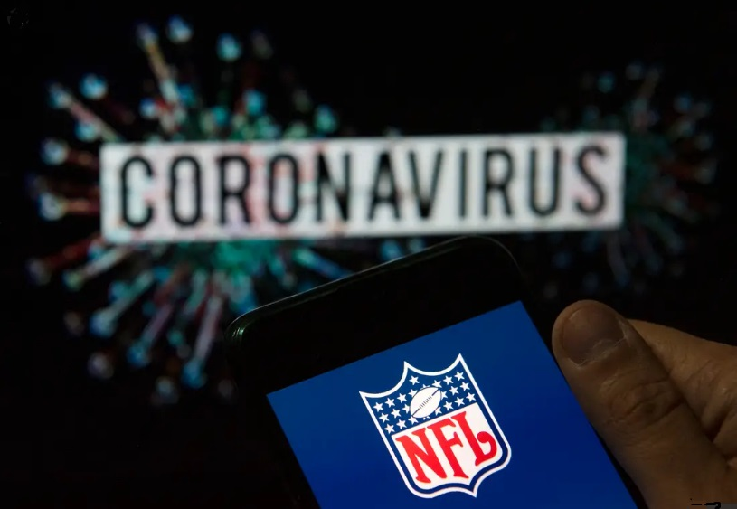 NFL Facing Dozens Of Coronavirus Cases As Fall Sports Lurch Forward