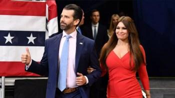 Kimberly Guilfoyle, Donald Trump Jr.'s Girlfriend, Tests Positive for Coronavirus