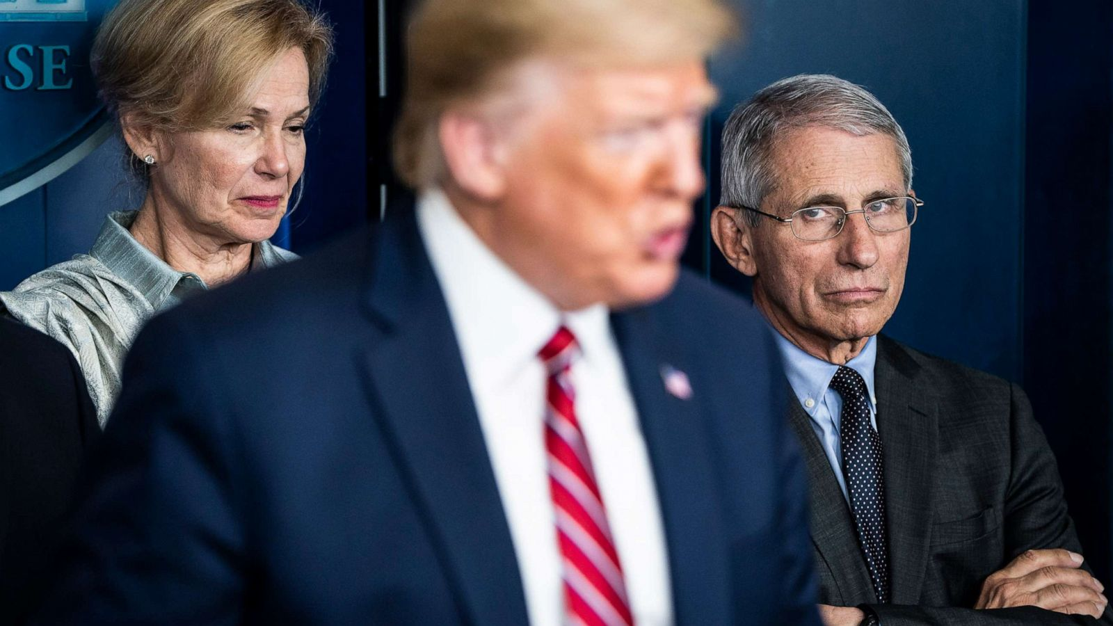 Fauci: Trump's Campaign Ad Butchered My Words