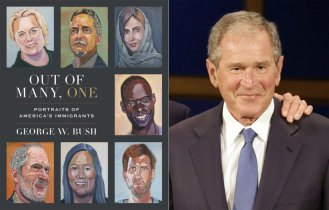 Bush Pays Tribute To Immigrants In New Book – Sharp Contrast To Trump