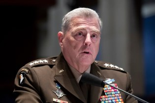 Top General Sends Message To Trump: 'Military Will NOT Be Involved In Presidential Election'