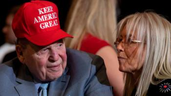 Casino Billionaire Sheldon Adelson To Spend Millions To Help Trump's Sagging Reelection Effort