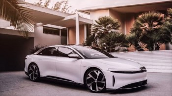 Move Over Tesla, Here Comes Lucid With An AMAZING Electric Air Sedan