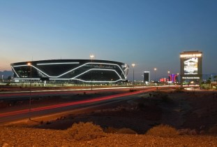 The 'Death Star' Is Fully Operational – Las Vegas Raiders Play First Ever Game In Sin City