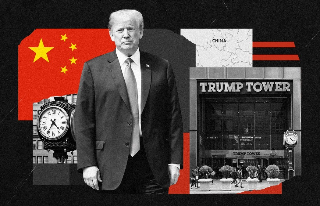 Forbes Estimates China Has Paid Trump AT LEAST $5.4 Million Since He Took Office