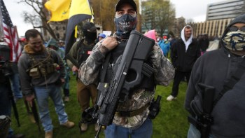 FBI: Michigan Right-Wing Militia Plotted To Kidnap Michigan's Governor
