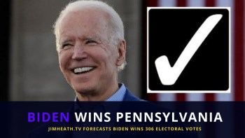 It's Official: Biden Wins Pennsylvania – State Certifies Election Results