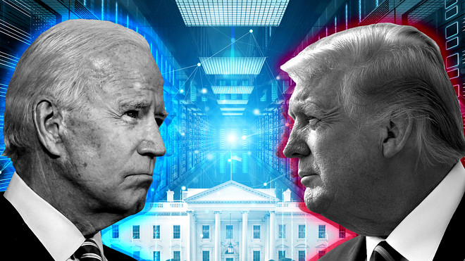 ANALYSIS: Professional & Tech America Backed Biden, Rural Blue-Collar Voters Liked Trump
