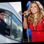 WATCH: FedEx Driver Caught Slaying Mariah Carey's 'All I Want for Christmas'
