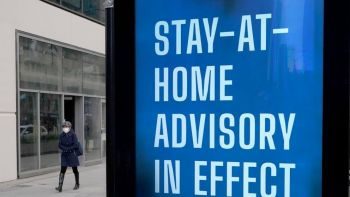 CDC Recommends 'Stay Home For The Holidays Or Get Tested Twice'