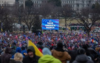 AP: Records Show Trump Allies Behind Rally That Ignited Capitol Riot
