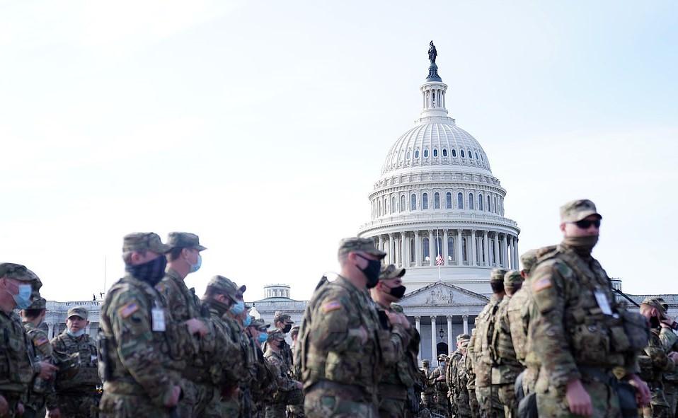 Capitol Security On 'HIGH ALERT' As Crazy Q Prepares For Trump's Magical Return Thursday