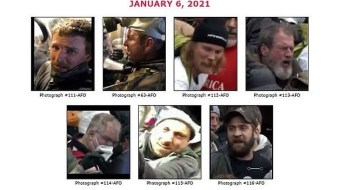 'Kill Him With His Own Gun!' FBI Releases Photos Of 7 Most Wanted MAGA Terrorists